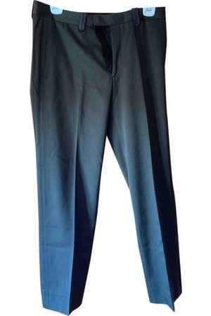 Hermès \N Wool Trousers for Men