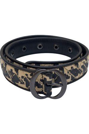 Bottega Veneta \N Leather Belt for Women