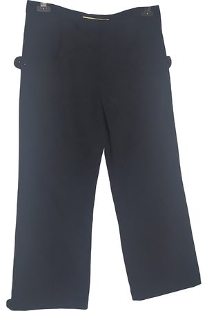 Marni \N Wool Trousers for Women