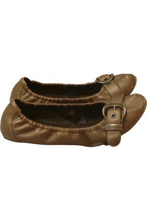 Dior \N Leather Ballet flats for Women