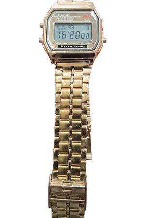 Casio Yellow Watches
