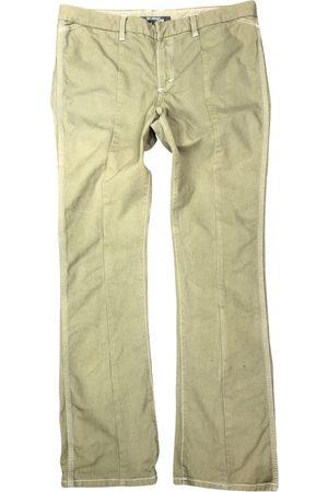 JUNYA WATANABE \N Cotton Trousers for Men