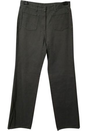 Maison Martin Margiela VINTAGE \N Cotton Trousers for Women