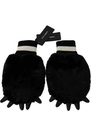 Dolce & Gabbana Polyester Gloves