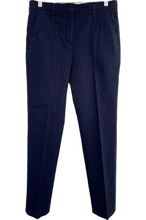 Sonia by Sonia Rykiel \N Cotton Trousers for Men