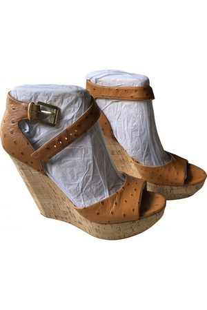 Michael Kors \N Leather Mules & Clogs for Women