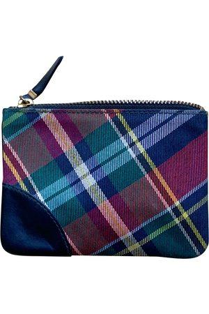 Comme des Garçons Multicolour Cloth Small Bags\, Wallets & Cases