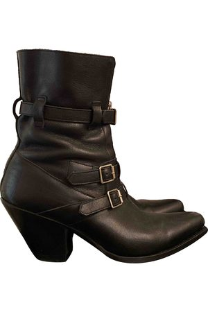 Céline Berlin Leather Ankle boots for Women