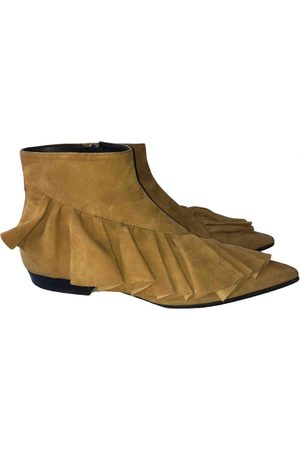 J.W.Anderson \N Suede Ankle boots for Women