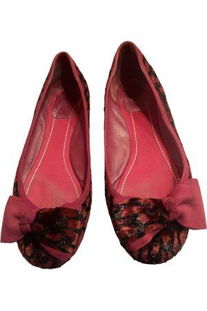 Dior \N Velvet Ballet flats for Women