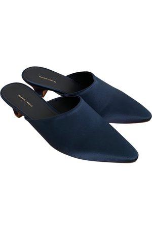 Mansur Gavriel \N Cloth Mules & Clogs for Women