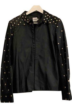VILSHENKO \N Leather Jacket for Women