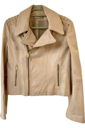 UTERQUE \N Leather Jacket for Women