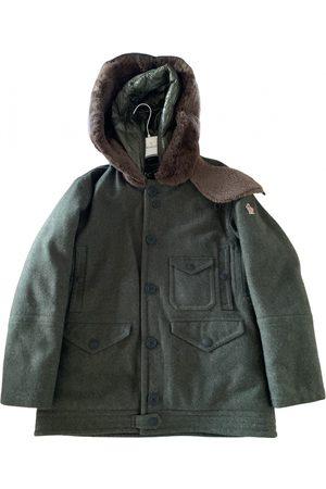 Moncler Grenoble Wool Coat for Men