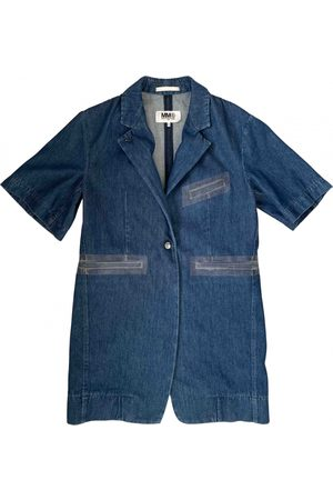 MM6 \N Denim - Jeans Jacket for Women