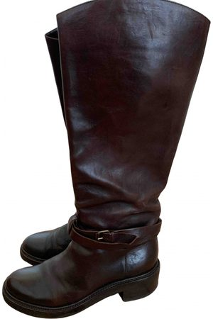 SARTORE \N Leather Boots for Women