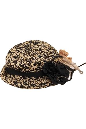 Dolce & Gabbana Women Hats - \N Wicker Hat for Women