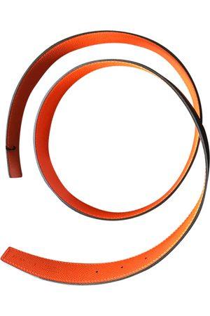 Hermès Multicolour Leather Belts
