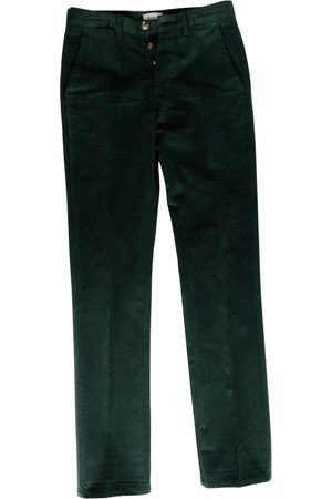 BALIBARIS \N Cotton Trousers for Men
