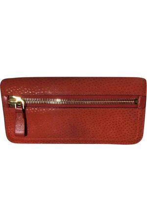 Tom Ford Jennifer Leather Clutch Bag for Women