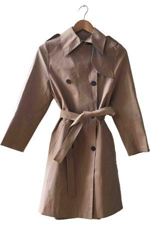 Hancocks Camel Cotton Coats