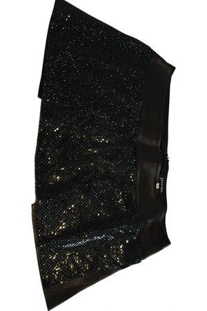 JITROIS N Leather Skirt for Women