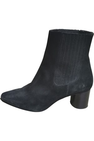 Sandro Fall Winter 2019 Leather Ankle boots for Women