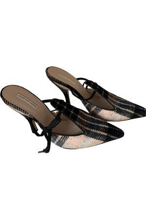 DRIES VAN NOTEN \N Velvet Mules & Clogs for Women