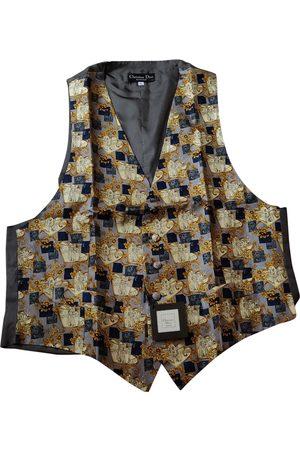 Dior Men Tank Tops - Silk vest