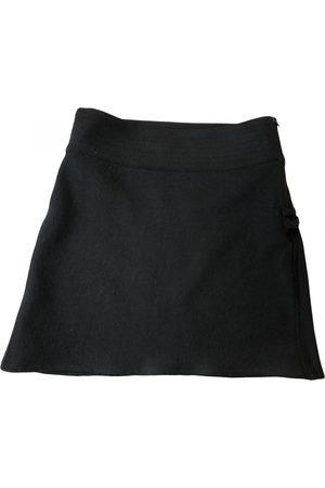 Zadig & Voltaire Wool mini skirt