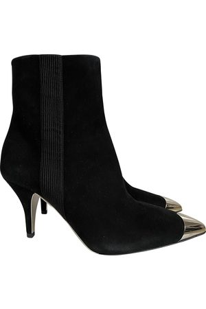 Calvin Klein Women Ankle Boots - \N Suede Ankle boots for Women