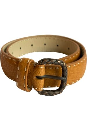 Bottega Veneta \N Leather Belt for Women