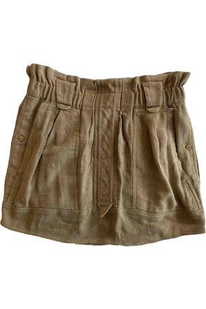 Isabel Marant Etoile Silk mini skirt