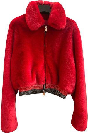 AINEA \N Faux fur Jacket for Women