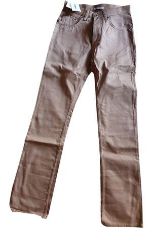 Helmut Lang \N Cotton Jeans for Men