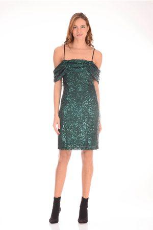 be blumarine Paiette Blumarine Dress Well