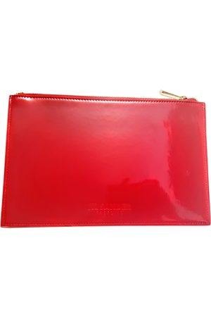 Jil Sander \N Patent leather Clutch Bag for Women