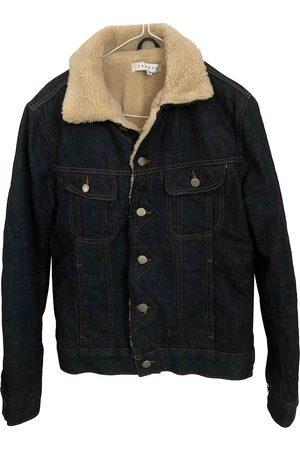 Sandro \N Denim - Jeans Leather Jacket for Women