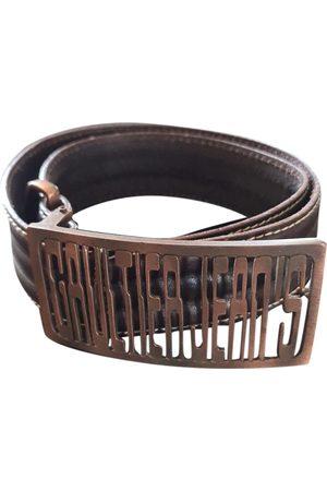 Jean Paul Gaultier \N Leather Belt for Women