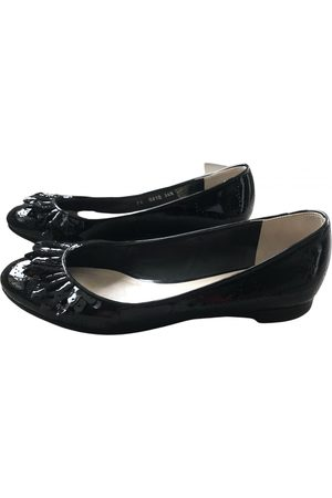 Dior \N Patent leather Ballet flats for Women