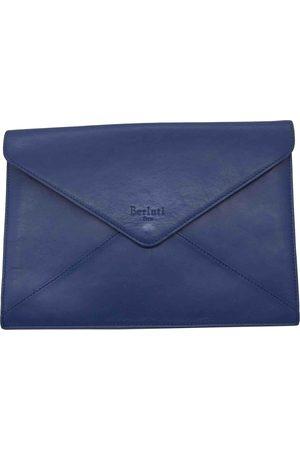 Berluti \N Leather Clutch Bag for Women