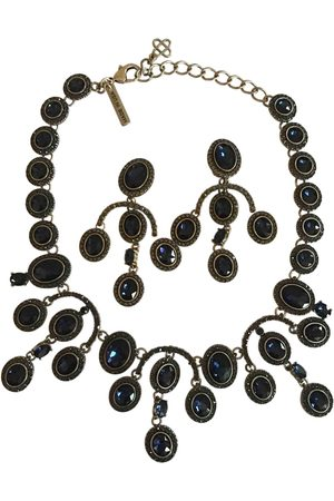 Oscar de la Renta \N Metal Jewellery Set for Women
