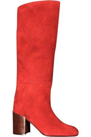 Stuart Weitzman Suede Boots