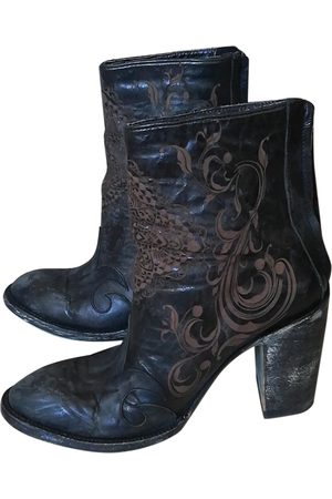 Mexicana \N Leather Boots for Women