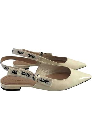 Dior J'a Patent leather Ballet flats for Women