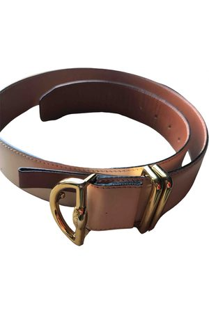 Céline \N Leather Belt for Women
