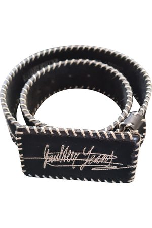 Jean Paul Gaultier \N Leather Belt for Women