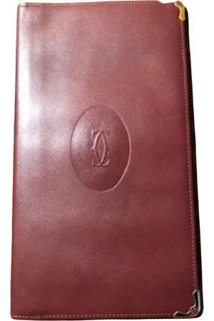 Cartier VINTAGE \N Leather Small Bag, Wallet & cases for Men