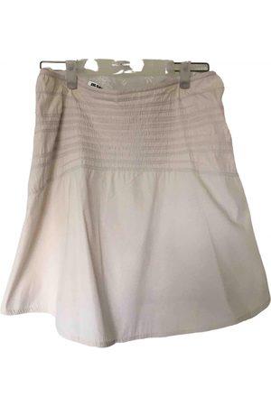 Jil Sander \N Cotton - elasthane Skirt for Women