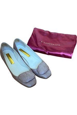 Rupert Sanderson \N Leather Ballet flats for Women